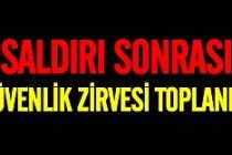 Ankara saldırısı sonrası güvenlik zirvesi toplandı