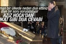 Aziz Sancar Anıtkabir'e gitti