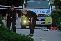 Bredäng'de bir genç ağır yaralandı