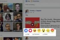 Facebook'da artık üzüldüğünüzde tıklayacağınız buton eklendi
