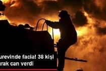 Huzurevinde facia 38 ölü!
