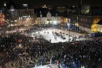 İslam Karşıtı Pegida Malmö'de rezil oldu...