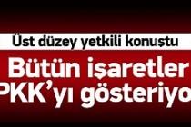 İstanbul patlaması da PKK'yı işaret ediyor