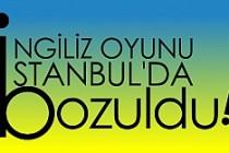 İstanbul polisi İngiliz gençleri yaka paça yakaladı