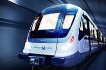 İşte Stockholm Metrosunda(T-Bana) kullanılacak yeni trenler...FOTO
