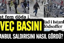 İsveç basını İstanbul'daki terör saldırısını nasıl gördü?