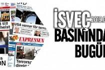 İsveç Basınında bugün 01.07.2015