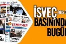 İsveç Basınında Bugün 05.06.2015