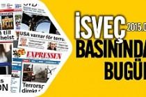 İsveç basınında bugün 23.06.2015