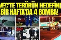 İsveç, bir haftada dördüncü bombalama olayı ile sarsıldı