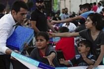 İsveç'e Bir Haftada 240 Refakatsiz Çocuk Mülteci Geldi