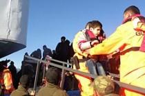 İsveç Kurtarma Gemisi 262 Mülteciyi Kurtardı