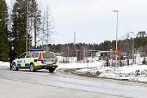 İsveç polisi vatandaşı mermi yağmuruna tuttu!