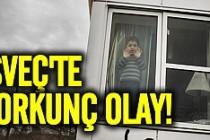 İsveç'te Korkunç olay 10 yaşındaki çocuğa...