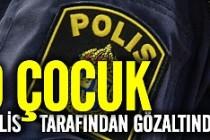 İsveç'te polis 16 yaşındaki çocuğu tutukladı