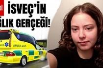 İsveç'te trajedik ambulans vakası!