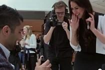 İsveç, Türk genci Gökhan'ın evlilik teklifini konuşuyor