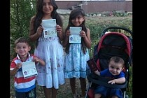 İsveçli çift, Kosovalı aileyi İsveç'e getirerek ev aldı