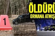 İsveçli kayıp kadın cinayeti ormanda ölü bulundu!