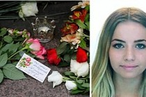 Katledilen genç kız bugün son yolculuğuna uğurlanacak