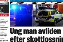 Malmö'de Çete Savaşları Kızıştı: 1 Ölü Daha