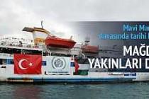 Mavi Marmara için tarihi karar