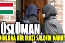 Müslüman kadınlara ırkçı saldırı
