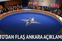 NATO'dan saldırı açıklaması