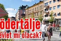 Norveç polisinden uyarı, Södertälje'de devlet mi kuruluyor?
