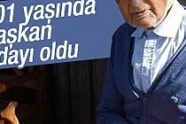 Norveç'te 101 yaşında belediye başkan adayı