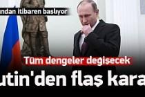Putin'den flaş karar! Askerlerini geri çekiyor