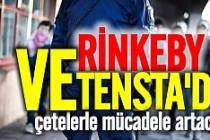 Rinkeby'de açılacak yeni polis merkezi çetelerle mücadele edecek