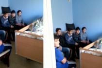 Rinkeby'de öğrenciler hasta ziyaretini öğreniyor...