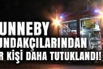 Ronneby davasında bir kundakçı daha yakalandı