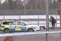 Södertälje'de bir genç öldürüldü
