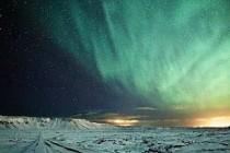 Son yılların en muhteşem Kuzey Işıkları, İsveç'te görüntülendi...Video