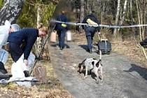 Stockholm'de bir kadın daha bıçaklandı!