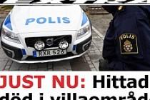 Stockholm'de bir kadın öldürüldü