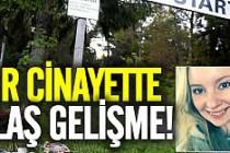 Stockholm'de öldürülen genç kız olayında flaş gelişme!