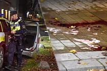 Stockholm'de silahlı saldırı