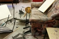 Stockholm'de Türk derneğine bombalı saldırı