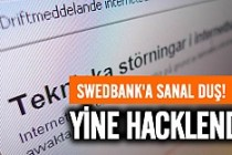 Swedbank'a yine hacklendi!