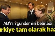 Türkiye AB'ye girmeye hazır