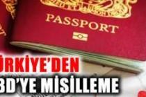 Türkiye ABD vatandaşlarının vize başvurularını askıya aldı