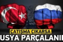 Türkiye ile çatışma Rusya'yı böler