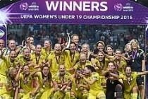 U19 Kadınlar Avrupa Şampiyonu İsveç