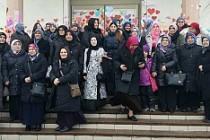 Uppsala'da Dini  Değerlere Saygı Gezisi! FOTO