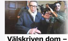İsveç Akademisi'nde cinsel saldırı skandalı