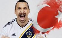 Ibrahimovic kafaları karıştırdı! Türk bayraklı paylaşım...