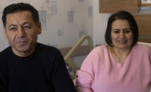 Gurbetçi  Kendisini Türk hekimlerine emanet etti, kanseri yendi